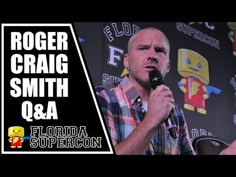 Roger Craig Smith Q&A at Florida Supercon 2015