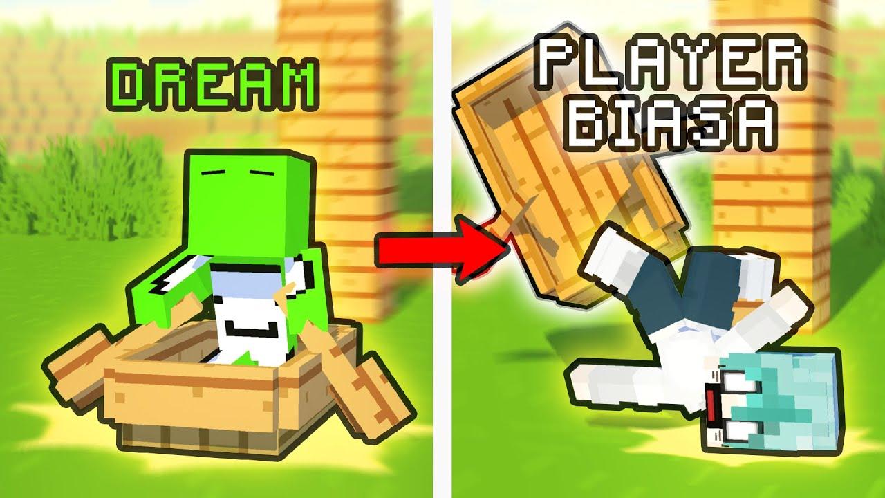4 Brothers vs Dream MANHUNT - Animasi Minecraft Indonesia