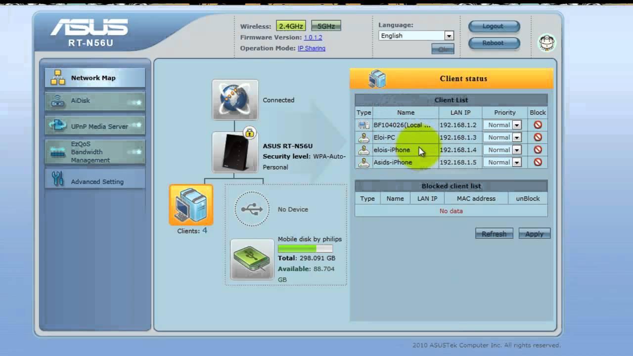 asus rt n56u wireless gaming router firmware youtube rh youtube com asus rt n66u manual pdf asus rt n56u manual pdf