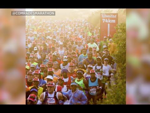 "Comrades Marathon ""Race the Legends"" Virtual race"