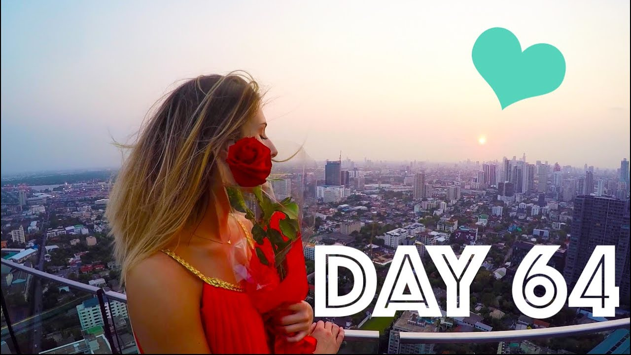 Laura Arrivesss + Octave Skybar | Day 64