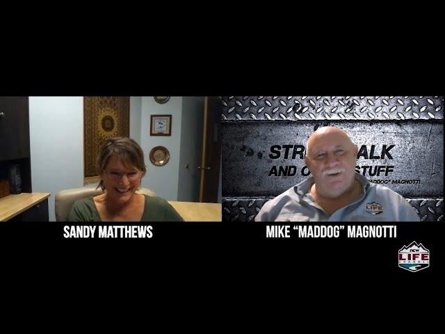 Street Talk & Other Stuff - Sandy Matthews