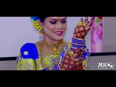 Beautiful Malaysian Indian wedding Highlights of Solai ♥️ Yoges by MK Expressions Studio