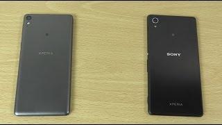 Sony Xperia E5 vs Xperia M4 Aqua Marshmallow - Speed & Camera Test!