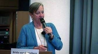 Zuhanden der Bevölkerung mit Dr. med Brida von Castelberg, Akademie Menschenmedizin