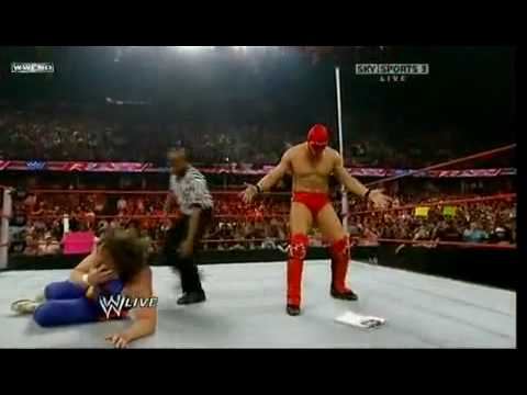 The Miz Returns on Monday Night RAW 08/10/09