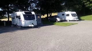 Cae Mawr Caravan Club site Anglesey