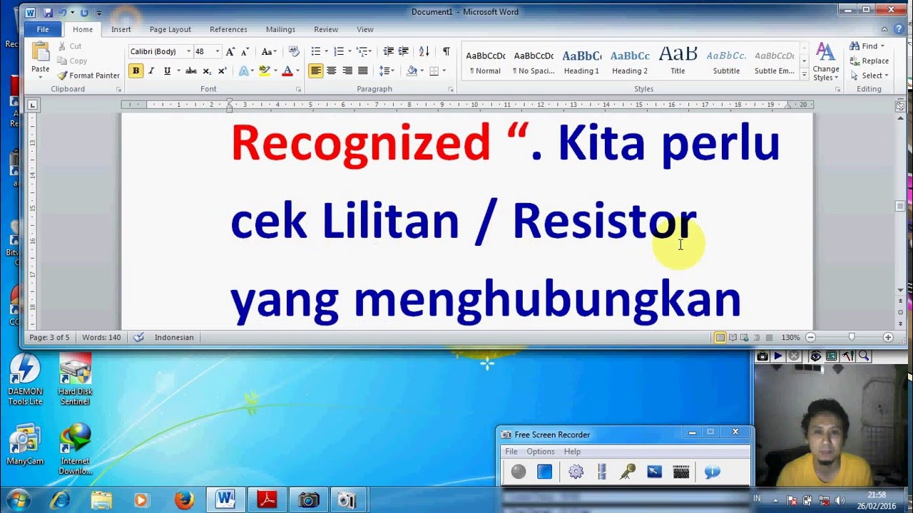 How To Fix Usb Device Not Recognized Cara Mengatasi Usb Device Not