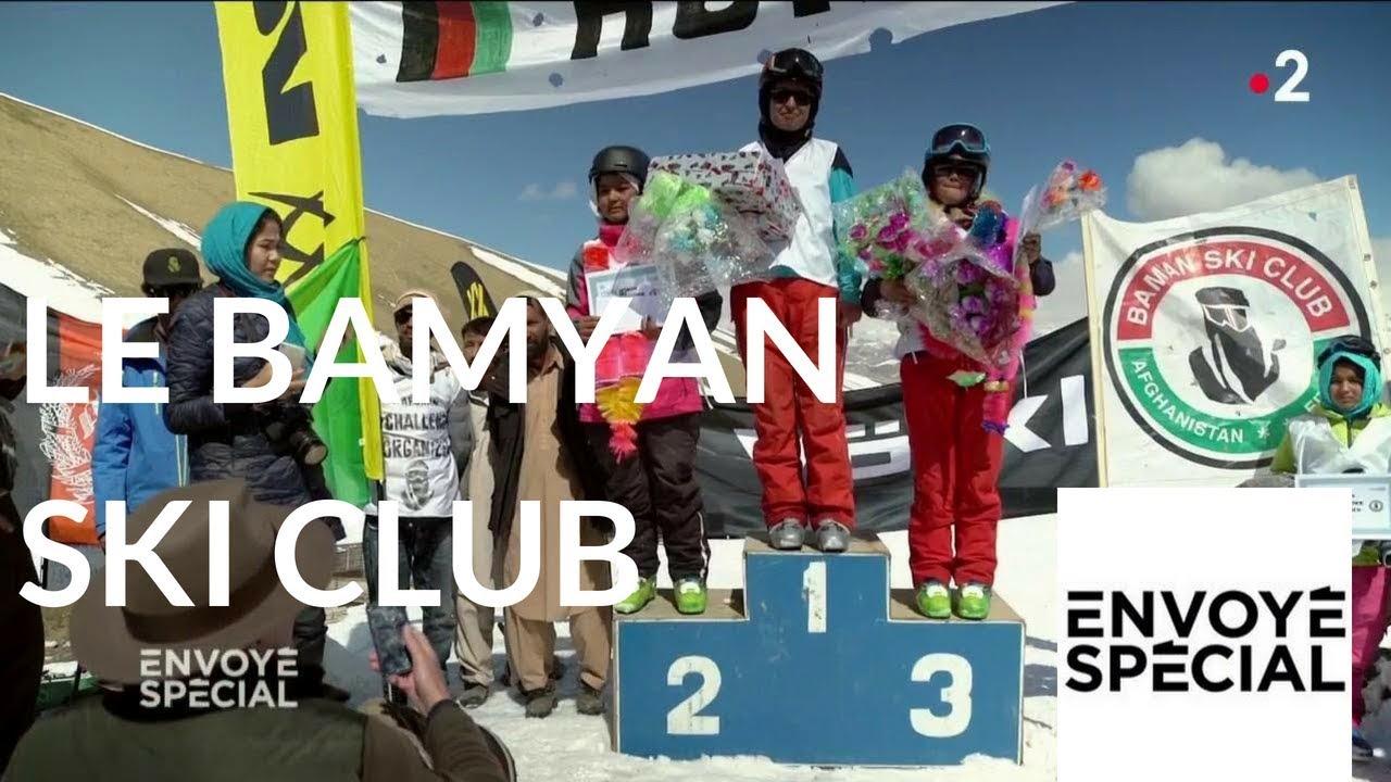 Envoyé spécial. Le Bamyan Ski Club - 22 février 2018 (France 2)
