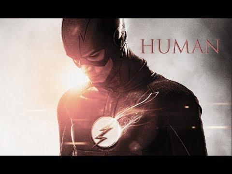 The Flash ⚡ Human