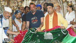 Sanjay Dutt visits Sheikh Salim Chishti's dargah