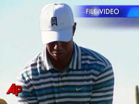 Magazine Boasts Revealing Pics of Tiger Woods