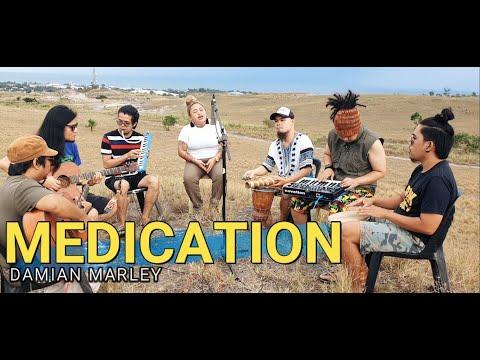 Medication - Damian Marley   Kuerdas Acoustic Reggae Cover
