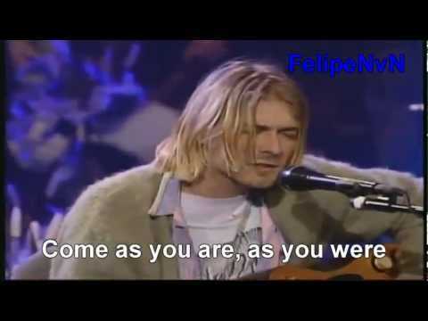Nirvana - Come As You Are (Lyrics) [Unplugged]