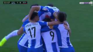 sevilla vs espanyol 1-3 all goals & highlights HD
