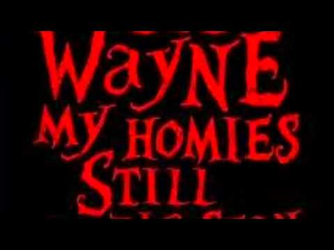 Lil Wayne - My Homies Still ( Clean...