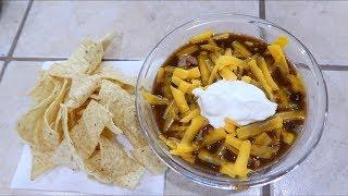 Tortilla Soup Recipe and Mukbang