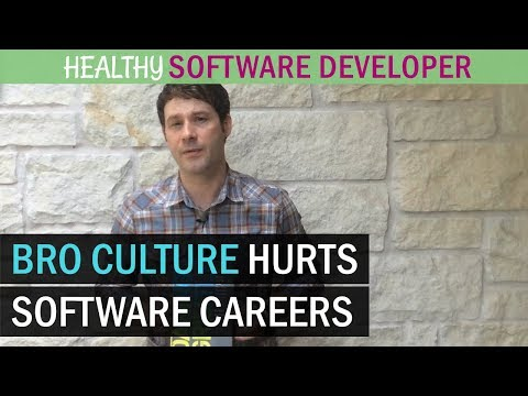 What MEN Need To Know About Software Developer BRO CULTURE!