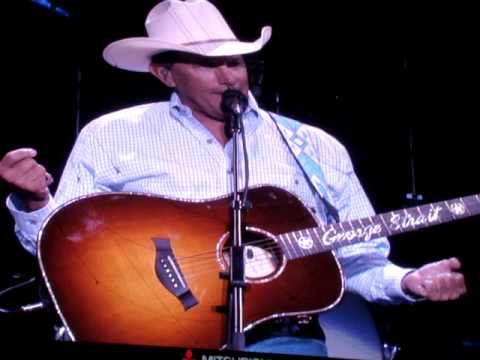 George Strait - Cowboy Stadium