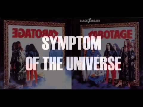 Symptom of the Universe by Black Sabbath REMASTERED