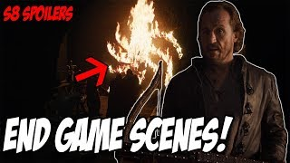 end game scenes explained game of thrones season 8 spoilers