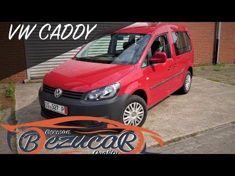 Краще 👍 комерційне авто сімейного типу. Недорогий VW Caddy з Німеччини.