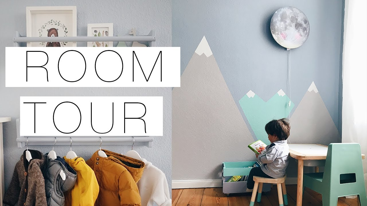 Kinderzimmer Roomtour Schlafzimmer Make Over Youtube