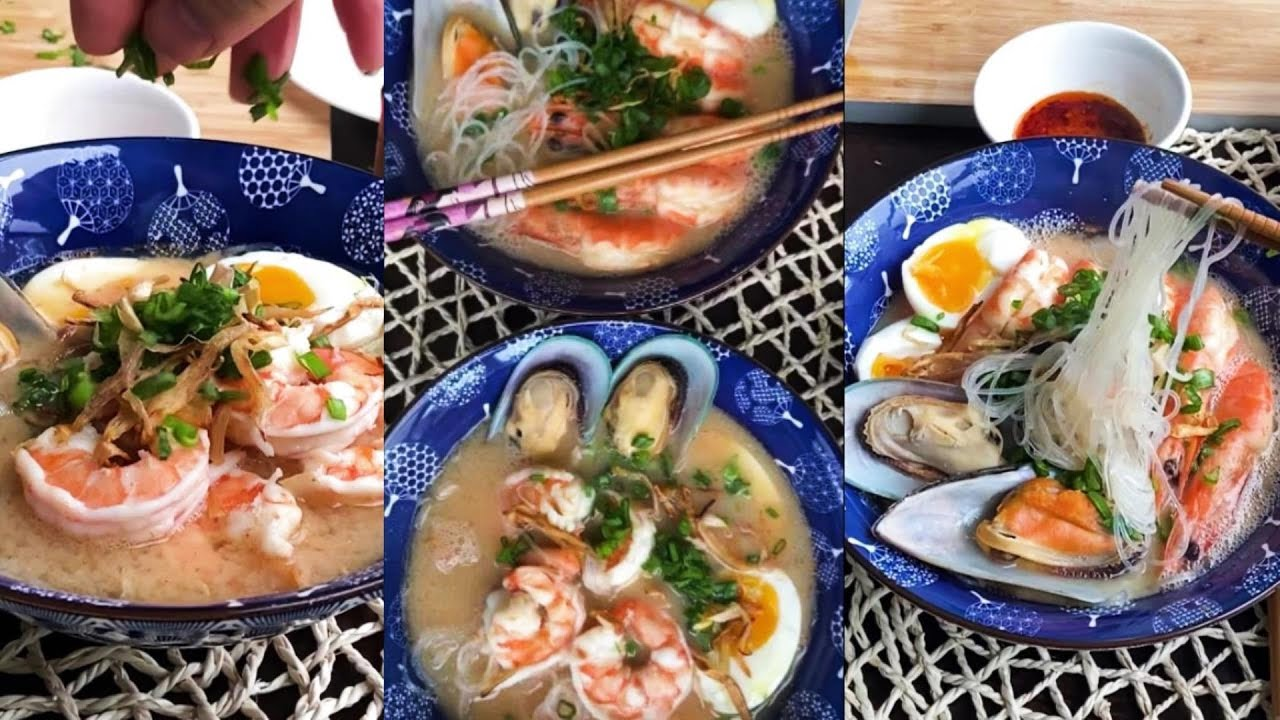 How to Make Seafood Soup Decoration Ideas #shorts