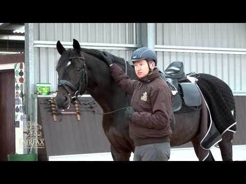 Introducing the Fairfax 'Gareth Monoflap' dressage saddle