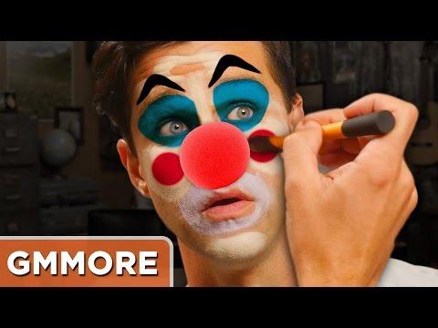 Clown Contouring Challenge