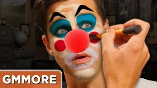 Clown Contouring Challenge