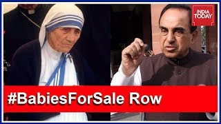 Subramanian Swamy Backs RSS, Slams Mother Teresa Over Missionaries Of Charity Scandal