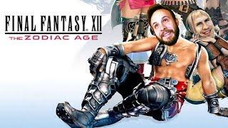 HD JRPG T&A - Final Fantasy XII The Zodiac Age Gameplay
