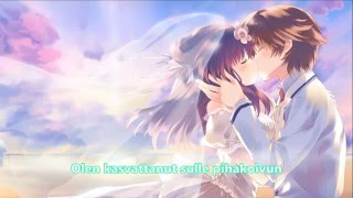 Nightcore - Morsian (lyrics)