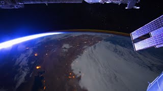 The Wonders of Space - Amazing Images Of Earth From ISS- sit back, relax and enjoy the view!
