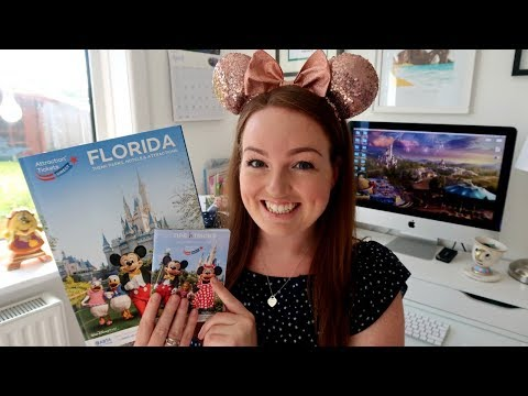 THE ULTIMATE GUIDE TO BOOKING WALT DISNEY WORLD ✨ | Brogan Tate