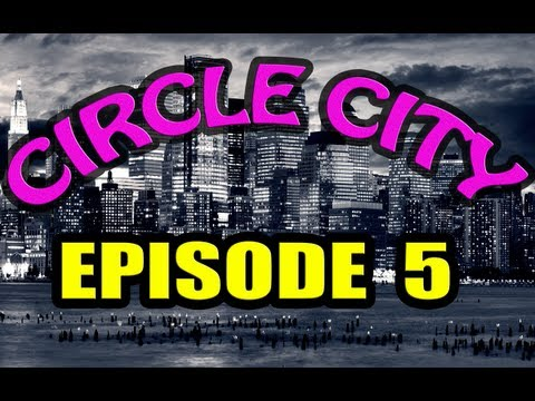 SIMCITY CIRCLE CITY GUIDE E05