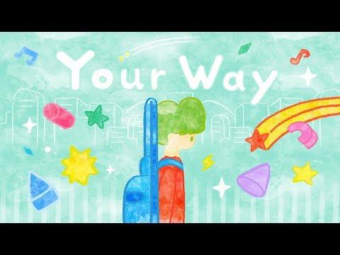 【人生の応援歌】Your Way/ROYALcomfort【実話をもとにした絵本型MV】