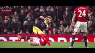 Fabio RED CARD vs Swansea City