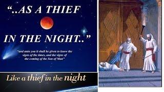 "Rabbi Mark Biltz Fully explains ""As a Thief in the Night"""