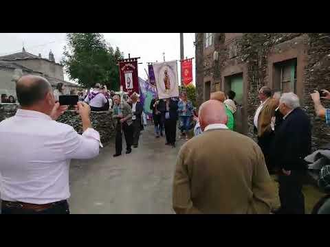San Pantaleón multiplicado por cinco en Ourol