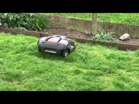 Газонокосилка робот Husqvarna Automower 315