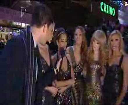 Girls Aloud - St. Trinians Premiere