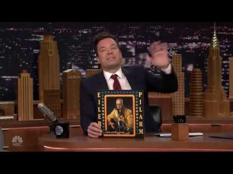 "Tonight Show Jimmy Fallon - Introducing EILERT PILARM ""Jailhouse Rock"" Greatest Hits Vinyl Mp3"