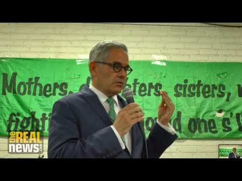 Family of Police Shooting Victim Confronts Progressive Philly DA Larry Krasner