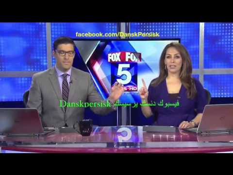 Iranian New Year's Day in Fox News with implementation iranian operator