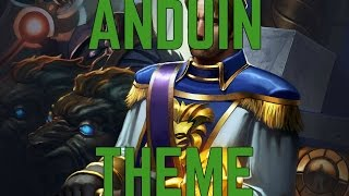 Anduin Theme | Intense, Emotional Version | World Of Warcarft Legion Soundtrack thumbnail