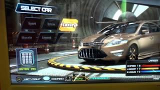 Overtake Arcade Street Racing Video Game - BOSA 2014 Bronze Medal Winner - BMIGaming - Wahlap
