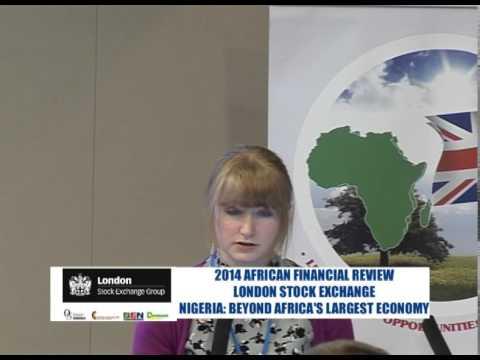 APD Reviews Nigeria's economy at London Stock Exchange