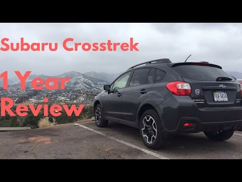 Subaru Crosstrek 2016 - 1 Year 20k Review